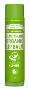 Dr. Bronner's Organiczny cytrusowo-limonkowy balsam do ust 4 g