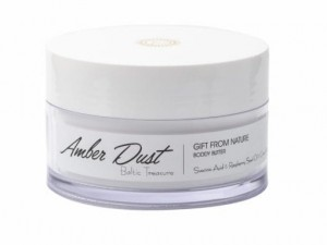 Amber Dust Body Butter Masło do Ciała 200 ml