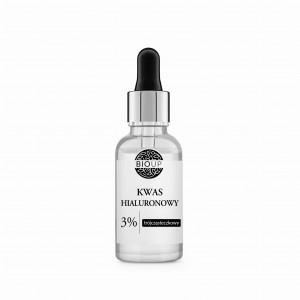 BIOUP Kwas hialuronowy 3% 30 ml