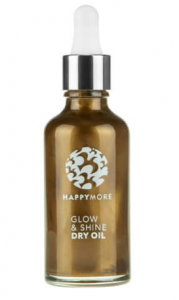Happymore Suchy olejek Dark Diamond – Glow & Shine 30 ml