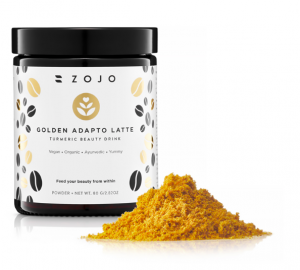 Zojo Elixirs Golden Adapto Latte 80 g