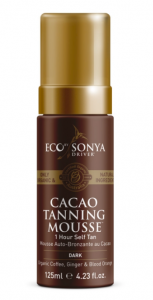 Eco by Sonya Samoopalacz w piance Cacao Tanning Mousse 125 ml